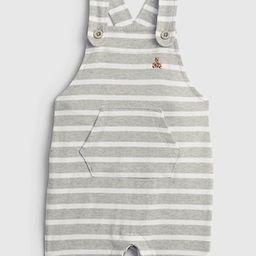 Baby Stripe Overalls | Gap (US)
