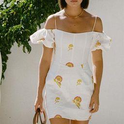Loretta Dress   SABO SKIRT (Global)