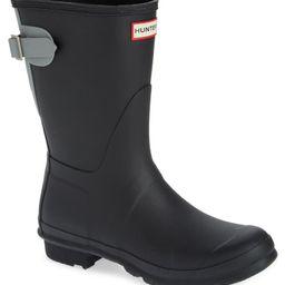 Original Short Back Adjustable Waterproof Rain Boot | Nordstrom