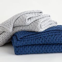 Throw Blanket   Tuft & Needle