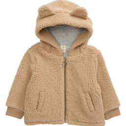 Cozy Hooded Faux Fur Jacket   Nordstrom