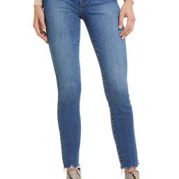 Hoxton Raw Hem Ankle Skinny Jeans | Nordstrom