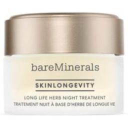 bareMinerals Exclusive Skinlongevity Long Life Herb Night Treatment 50ml   Look Fantastic (US & CA)