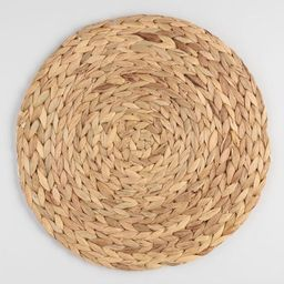 Round Natural Fiber Placemats Set Of 4 | World Market