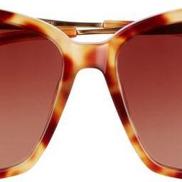 Becky II 57mm Gradient Cat Eye Sunglasses   Nordstrom