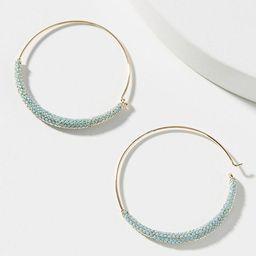 Lesley Hoop Earrings | Anthropologie (US)