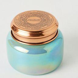 Capri Blue Iridescent Jar Candle By Capri Blue in Blue   Anthropologie (US)