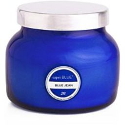 Capri Blue Blue Jean Blue Signature Jar Candle   Ulta