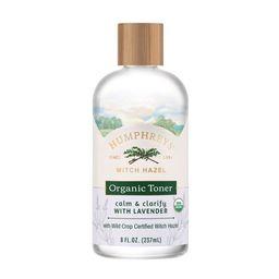 Humphreys® Calm & Clarify Witch Hazel with Lavender Organic Toner, 8 Fl Oz.   Walmart (US)
