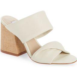 Masterful Block Heel Slide Sandal | Nordstrom