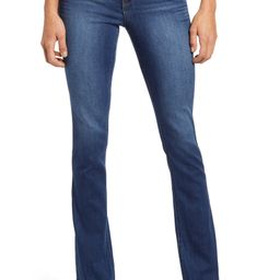 Ab-Solution High Waist Itty Bitty Bootcut Jeans | Nordstrom