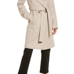 Hooded Wrap Coat   Nordstrom