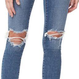 Good Legs High Waist Crop Skinny Jeans   Nordstrom