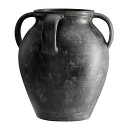 Joshua Vase, Black - Large | Pottery Barn (US)