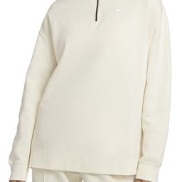 Sportswear Quarter Zip Pullover   Nordstrom