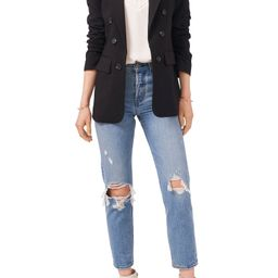 Faux Double Breasted Blazer | Nordstrom
