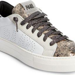 Thea Leopard Embossed Platform Sneaker | Nordstrom