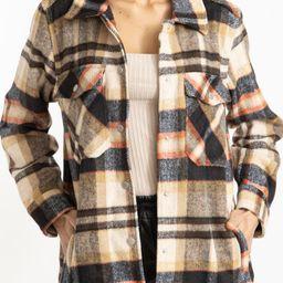 Plaid Shirt Jacket | Nordstrom