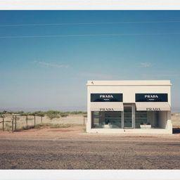 Irony in West Texas Art Print | Nordstrom