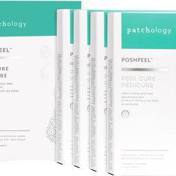 4-Pack PoshPeel™ Pedi Cure Foot Treatment | Nordstrom