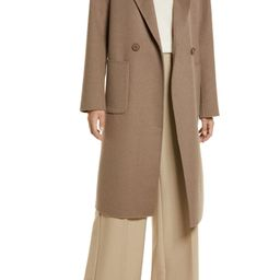 Double Face Wool Coat   Nordstrom