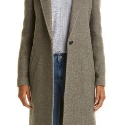 Dean Wool Blend Coat   Nordstrom