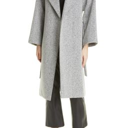 Wool Trench Coat   Nordstrom