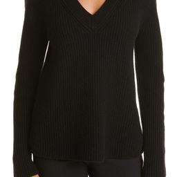V-Neck Wool & Cashmere Sweater   Nordstrom   Nordstrom