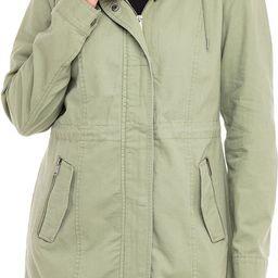 Hooded Cinch Waist Anorak Jacket | Nordstrom Rack