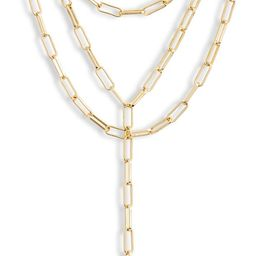 Layered Y-Necklace   Nordstrom