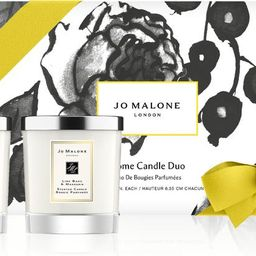 Peony & Blush Suede and Lime Basil & Mandarin Scented Home Candle Set | Nordstrom