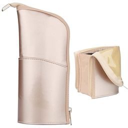 Makeup Brush Holder Organizer Bag Professional Artist Brushes Travel Bag Stand-up Makeup Cup Wate...   Amazon (US)