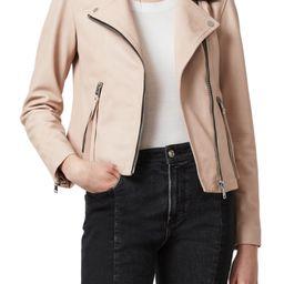 Dalby Leather Biker Jacket | Nordstrom