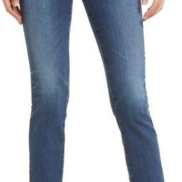 Mari High Waist Slim Straight Leg Jeans   Nordstrom