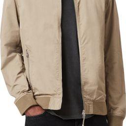 Udan Slim Fit Bomber Jacket | Nordstrom
