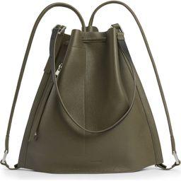 Alpha Convertible Leather Backpack | Nordstrom | Nordstrom