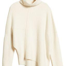 Lock Roll Neck Wool Blend Sweater | Nordstrom