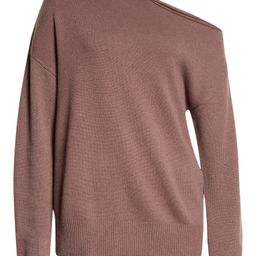 Raundi Cutout Wool-Blend Turtleneck Sweater | Nordstrom