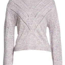 Uma Stitch Turtleneck Sweater | Nordstrom
