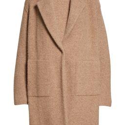 Merino Wool Blend Longline Cardigan | Nordstrom