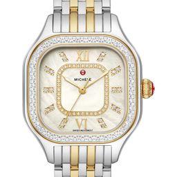 Meggie Diamond Dial Watch Head & Bracelet, 33mm   Nordstrom