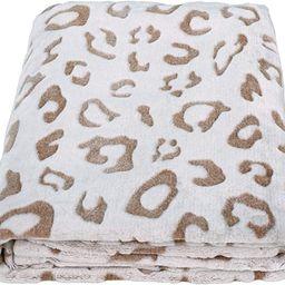SOCHOW Uragiri Flannel Fleece Throw Blanket, Lightweight Super Soft Cozy Plush Bed Blanket, 50 ×...   Amazon (US)