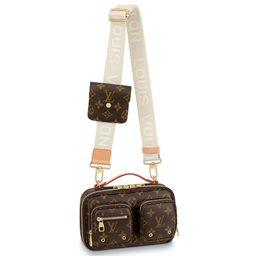 Buy NowStarting at $140/mo with Affirm. Learn moreLouis Vuitton Utility Crossbody Monogram Brown ... | StockX