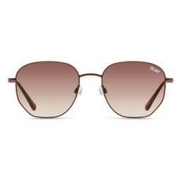 Big Time 48mm Gradient Round Sunglasses | Nordstrom