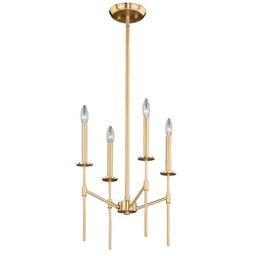 Diamanta 4 - Light Candle Style Classic Chandelier | Wayfair North America