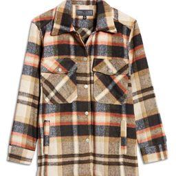 Plaid Shirt Jacket   Nordstrom