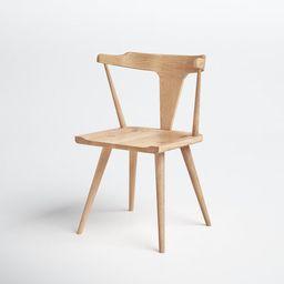Solid Wood Side Chair | Wayfair North America
