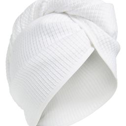 Cotton Waffle Hair Wrap   Nordstrom