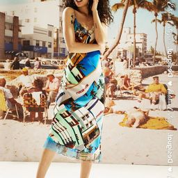 Lingerie dress South Beach | Desigual.com | Desigual (US)