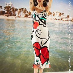 "Lingerie dress ""El beso"" print | Desigual.com | Desigual (US)"